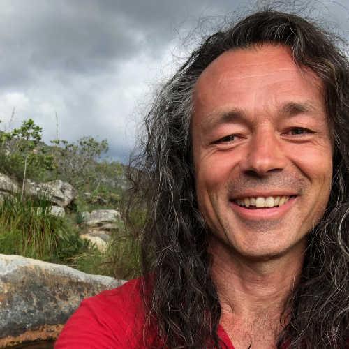 Naturcoach und Visionssuche-Leiter Peter Müller